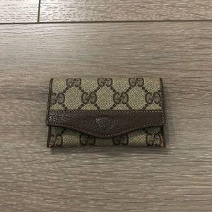 Vintage gucci cardholder